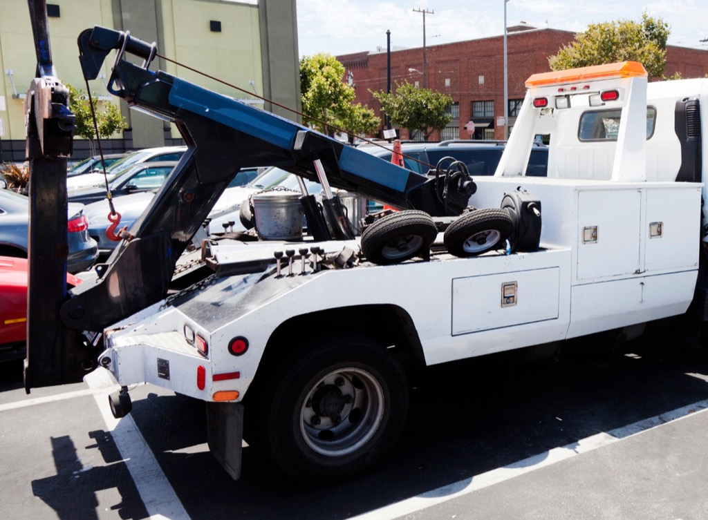 tow truck most groundbreaking invention in every state