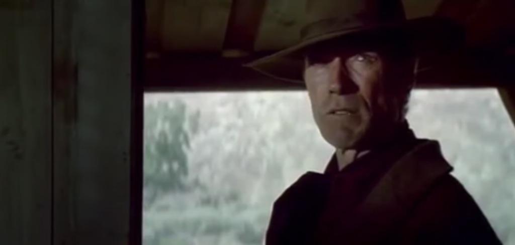 Unforgiven Clint Eastwood
