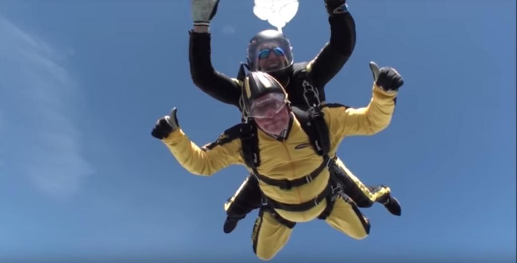bryson william verdun hayes skydiver