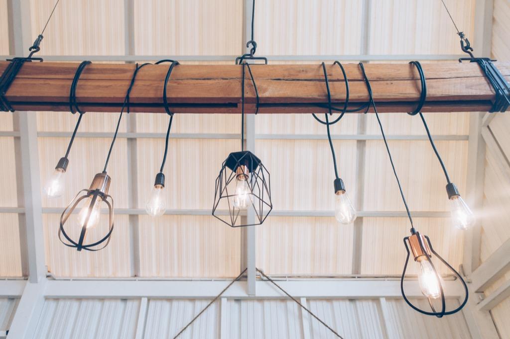 vintage string lights 20 amazing ways to brighten your home