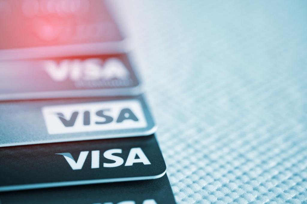 visa company name origins