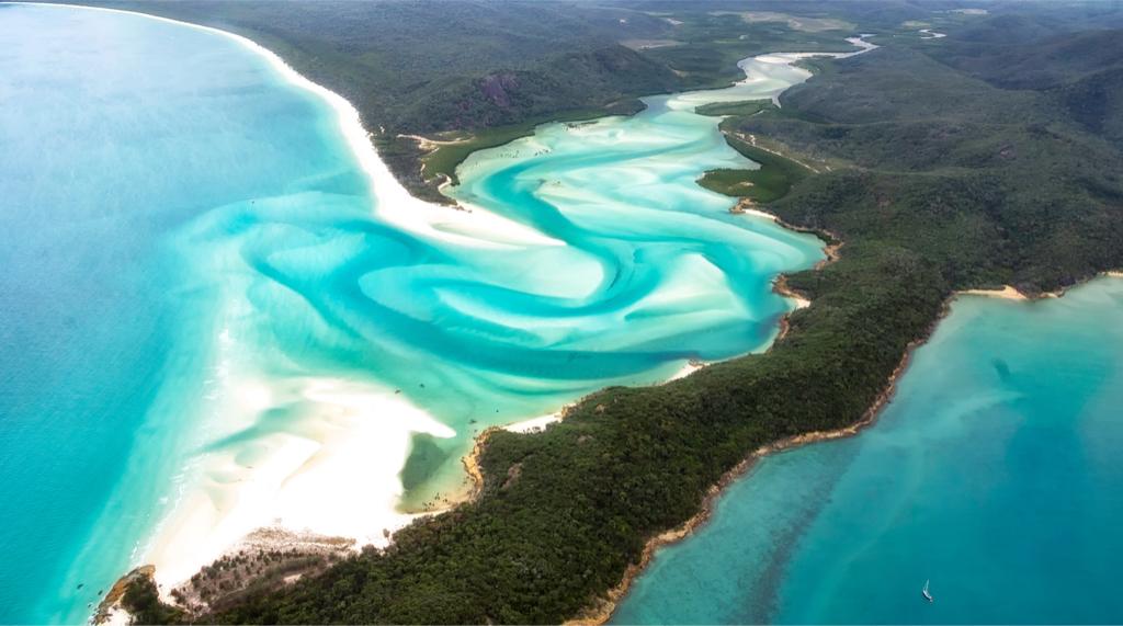 Whitsunday Islands Australia Magical Islands