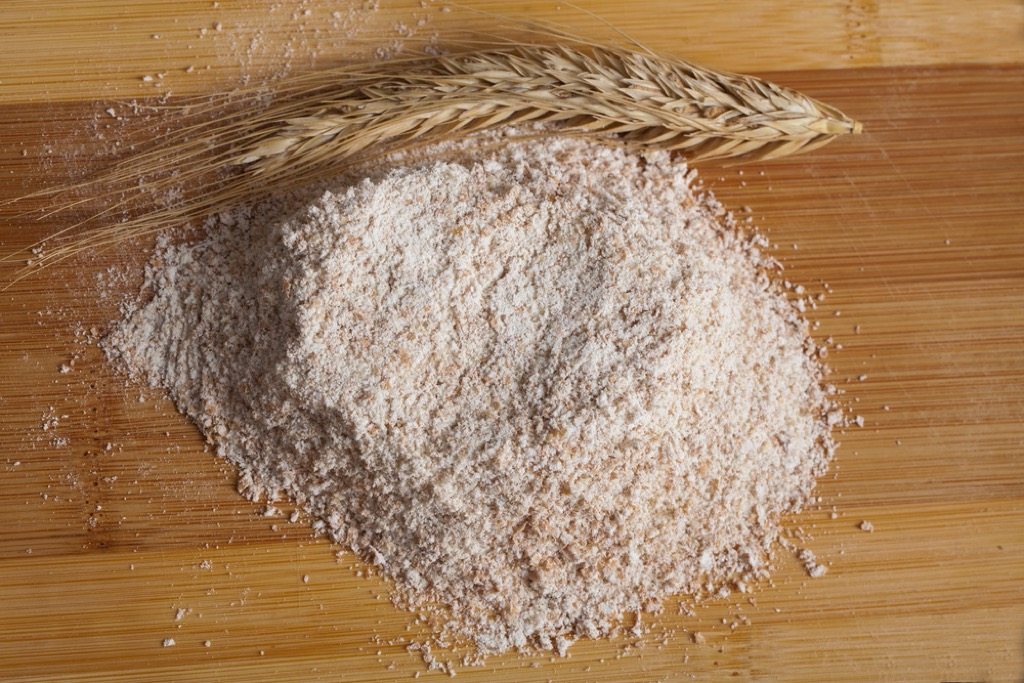 whole grain flour things you're storing wrong