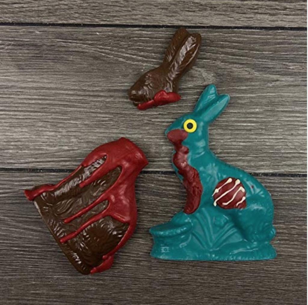 zombie chocolate rabbit craziest Amazon products