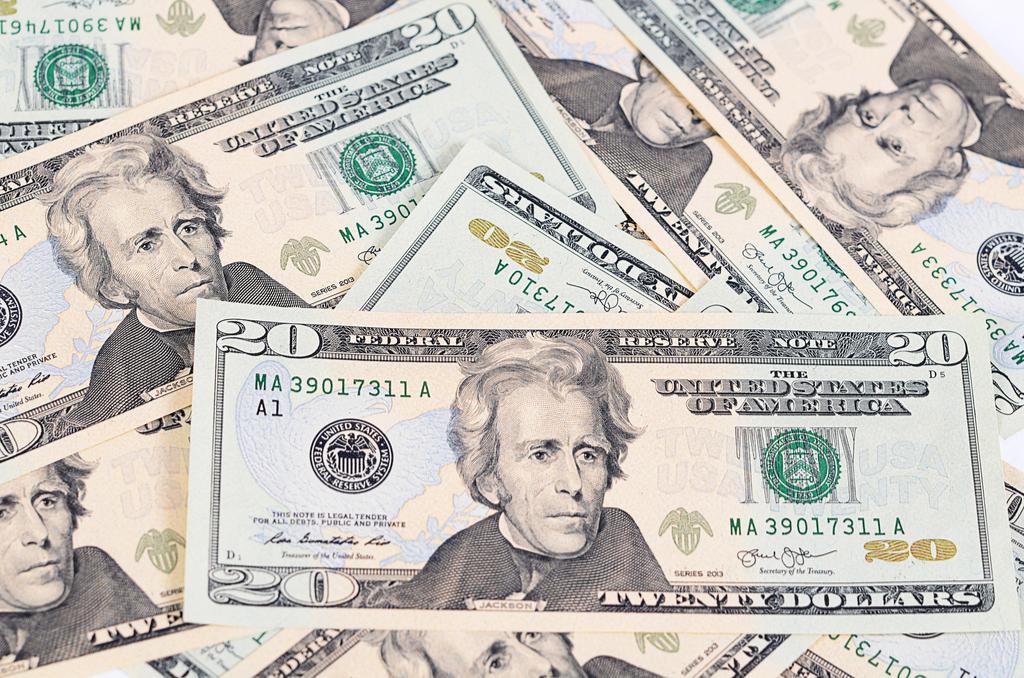 20 Dollar Bills Money Facts
