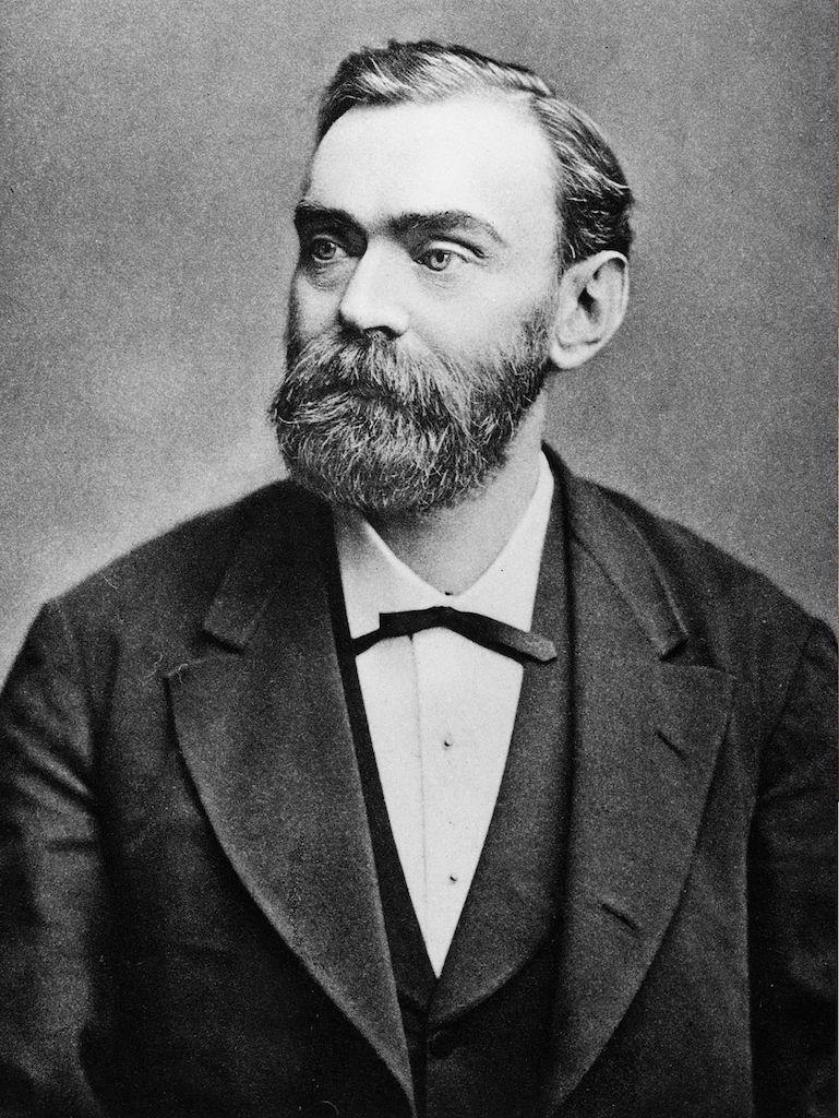 Alfred Nobel Trivial Pursuit Questions