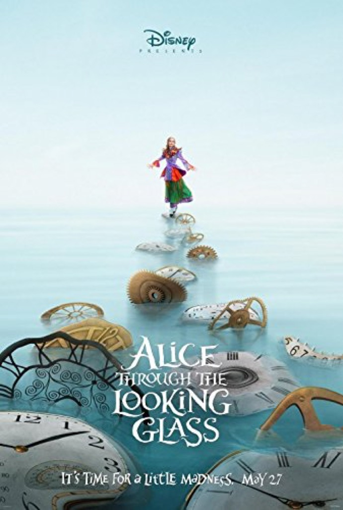 alice through the looking glass movie