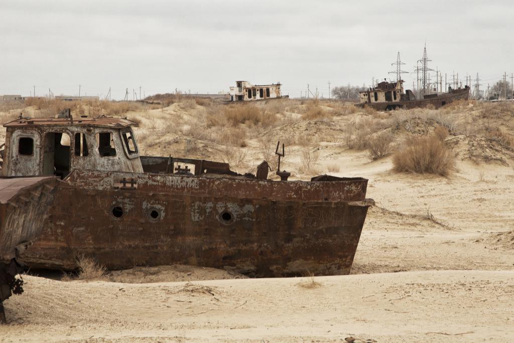 Aral Sea Trivial Pursuit Questions