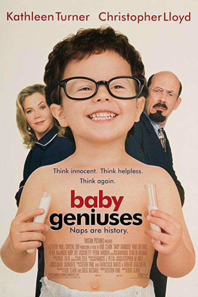 baby geniuses movie