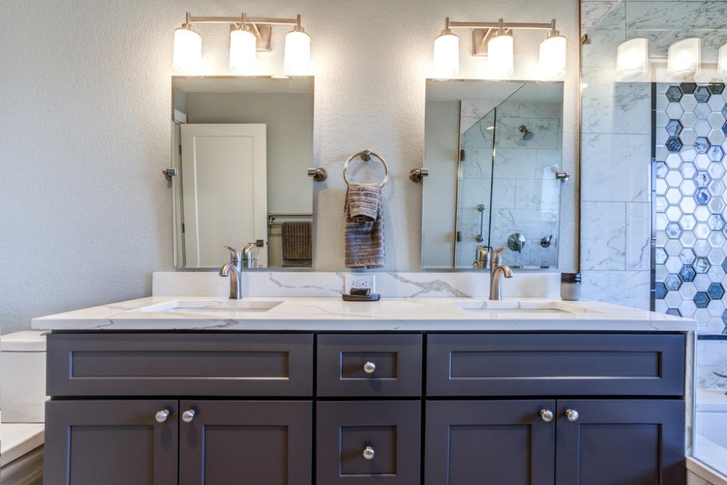 bathroom storage home upgrades