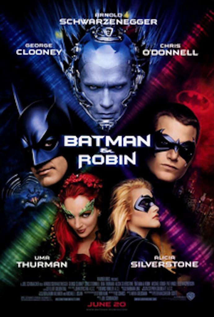 Batman and Robin Worst Movies