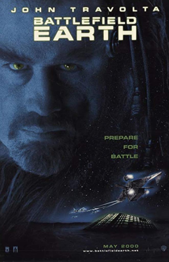 battlefield earth movie