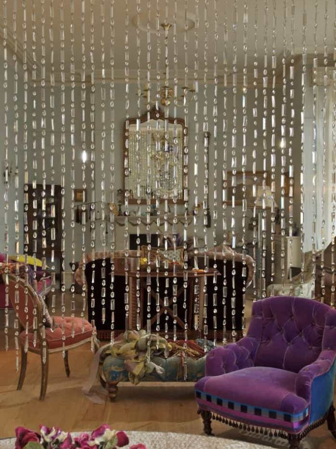 Beaded Curtain Worst Home Decorating Trends