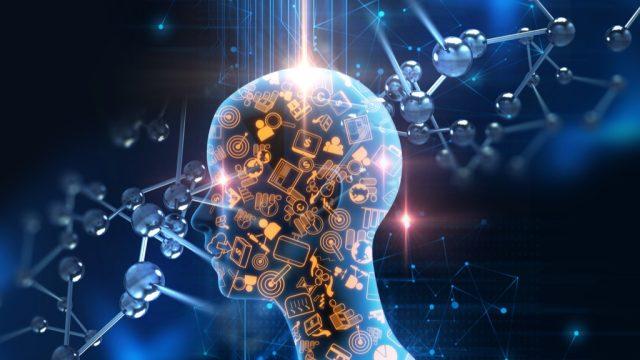 brain firing off neurons, psychology facts