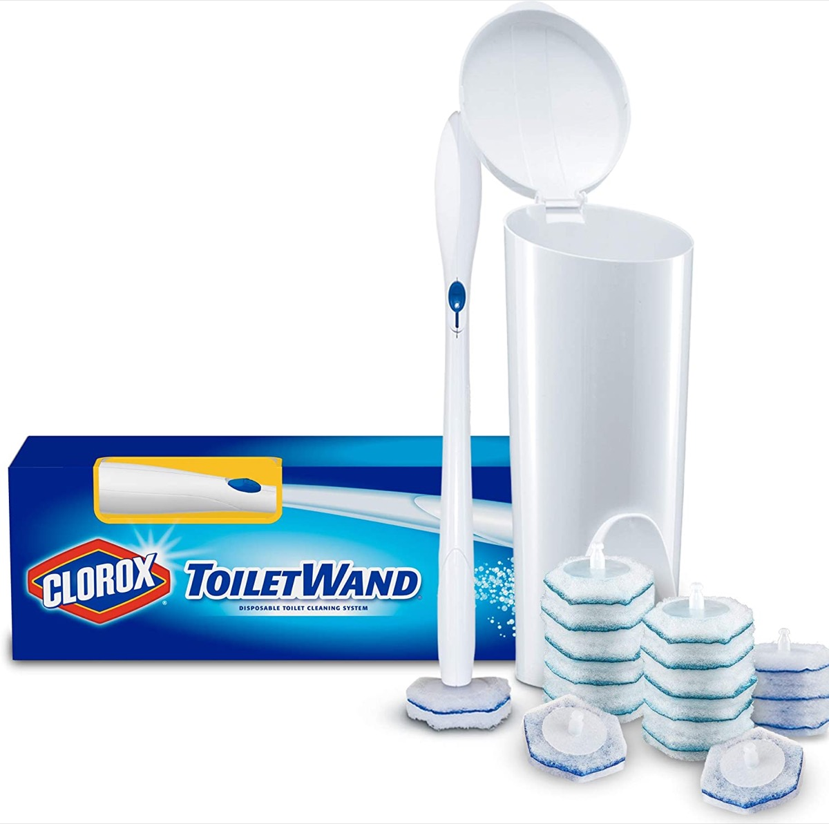 clorox toilet wand and refills