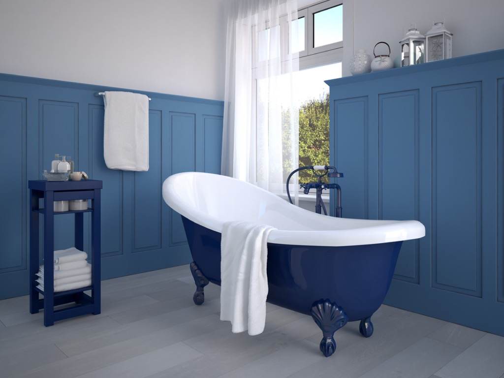 modern bathroom home upgrades with best return