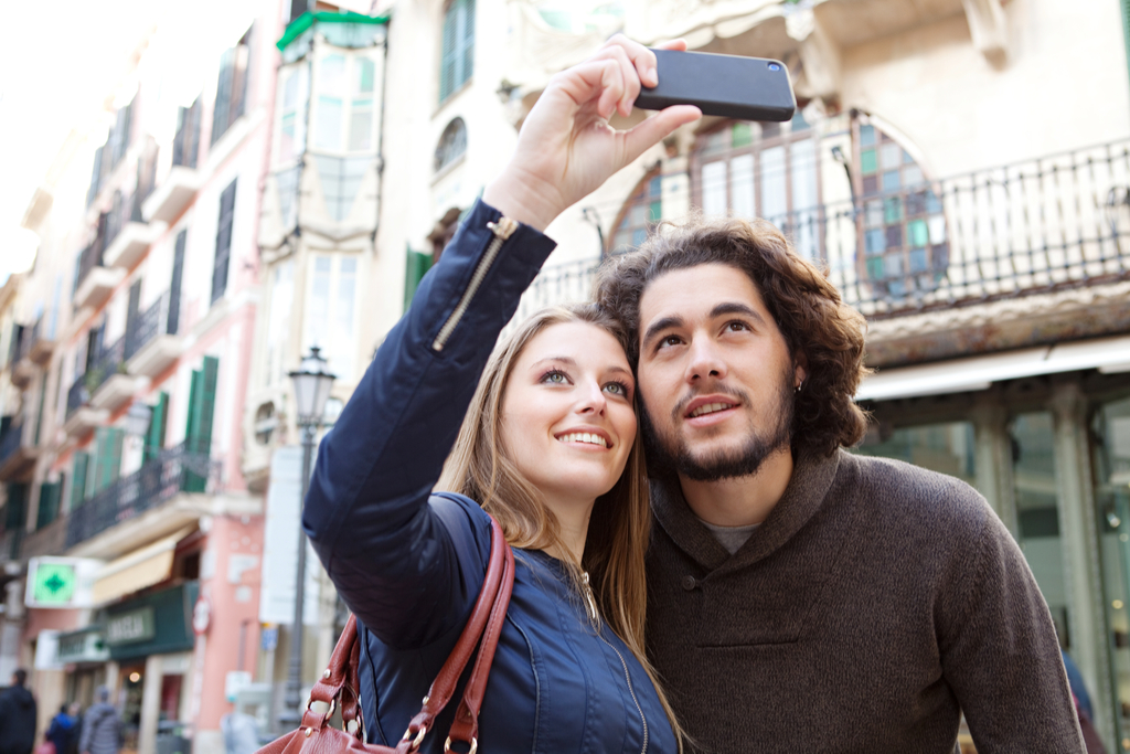 Couple Taking Photo Together Red Flags Your Partner Wants to Leave You