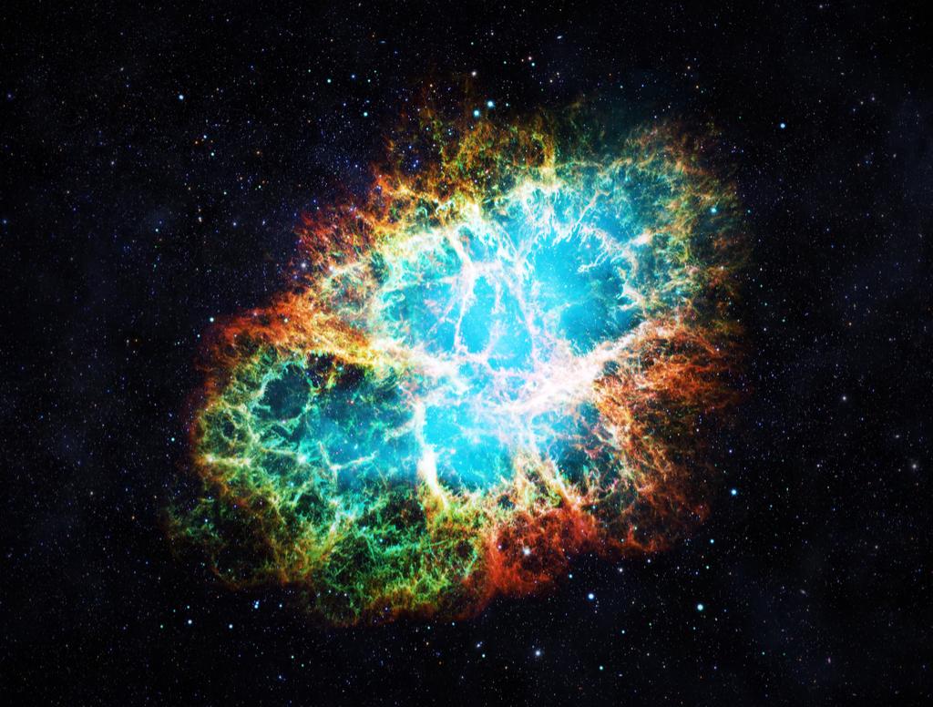 Crab Nebula Trivial Pursuit Questions