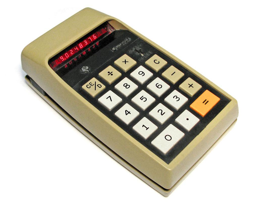 1970s calculator