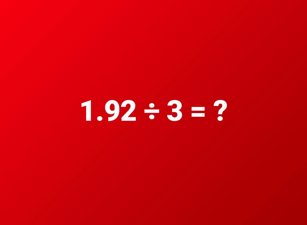 decimal division 6th grade math questions, hard math problems