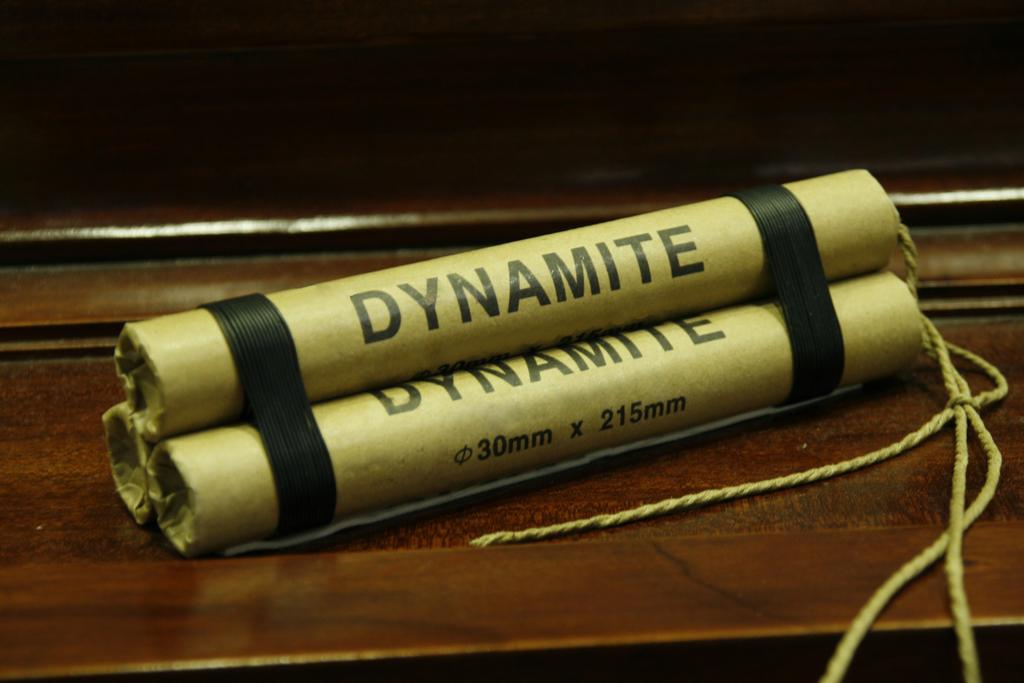 Dynamite Trivial Pursuit Questions