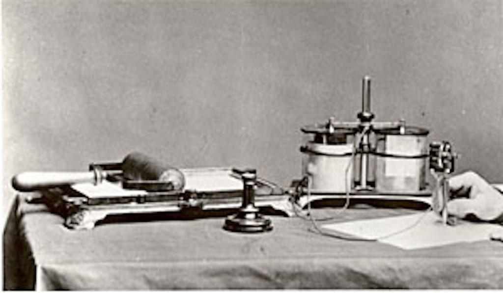 Edison's Electric Pen Trivial Pursuit Questions