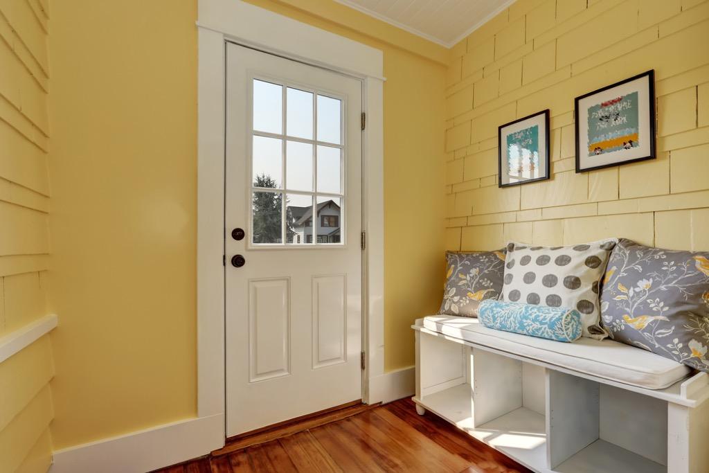 home entry improve home value