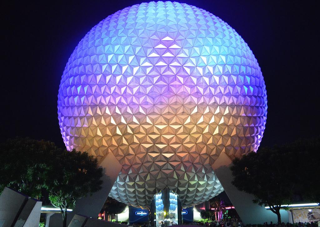 EPCOT Sphere Trivial Pursuit Questions
