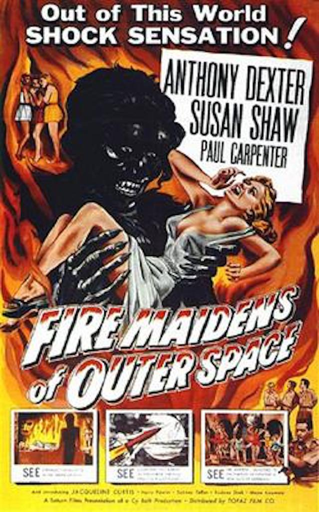 Fire Maidens of Outer Space Worst Movies