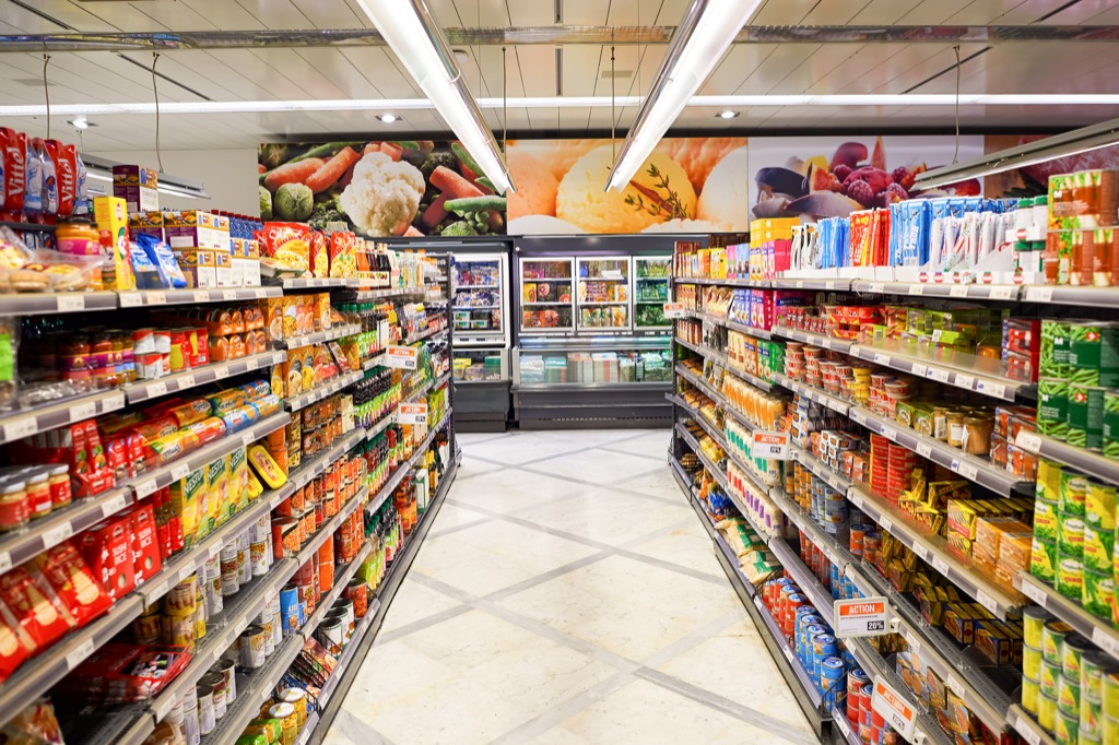Grocery store Retail Store Layouts Designed to Trick You