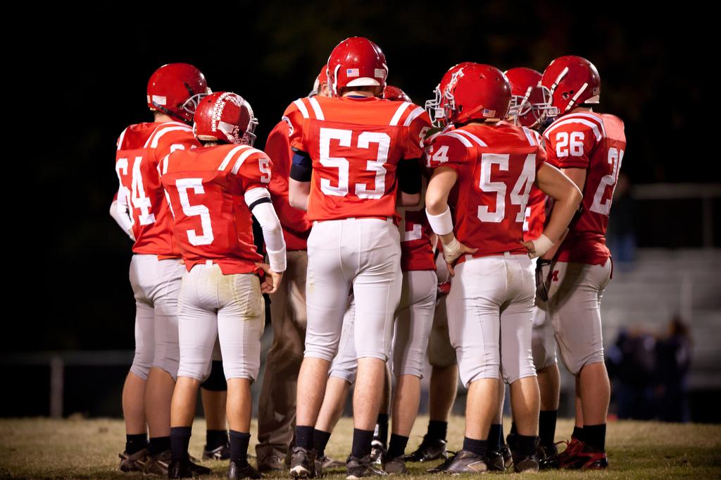 High School Football Team Pay it Forward Stories
