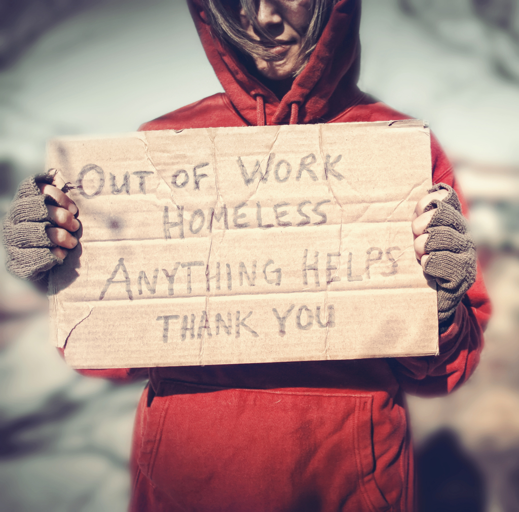 Homeless Person Pay it Forward Stories