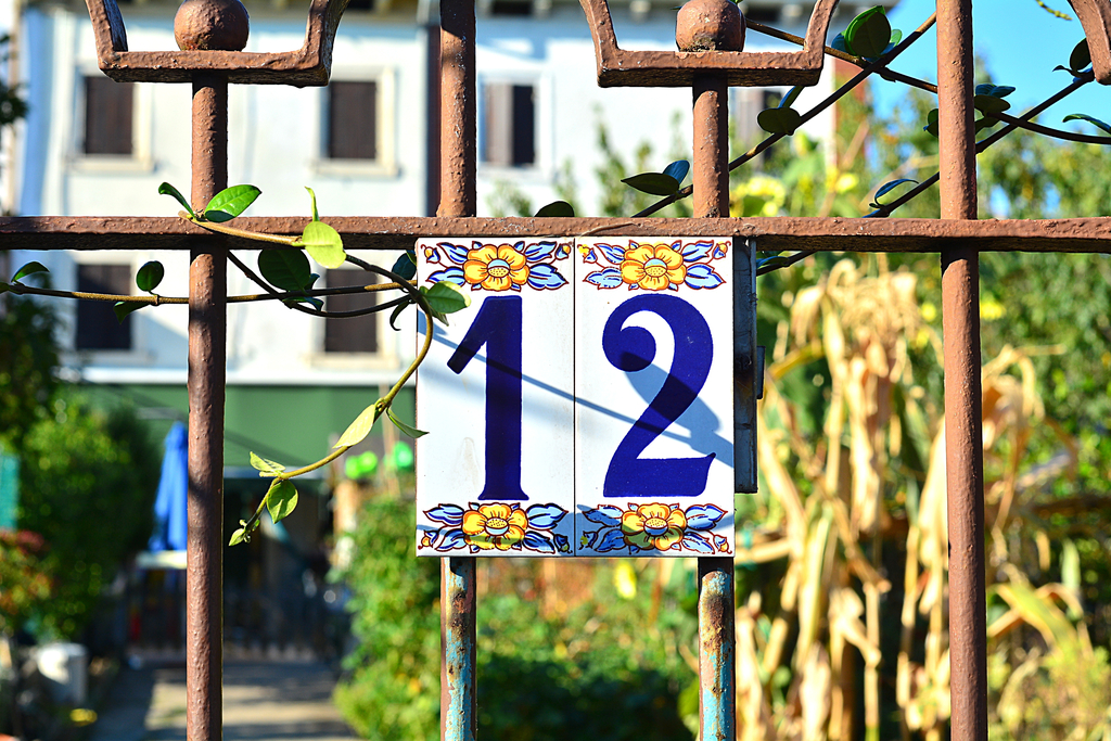House Number Boosting Your Home's Curb Appeal