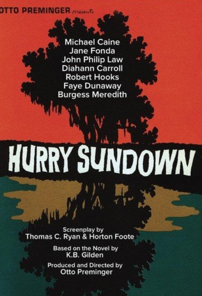 hurry sundown movie
