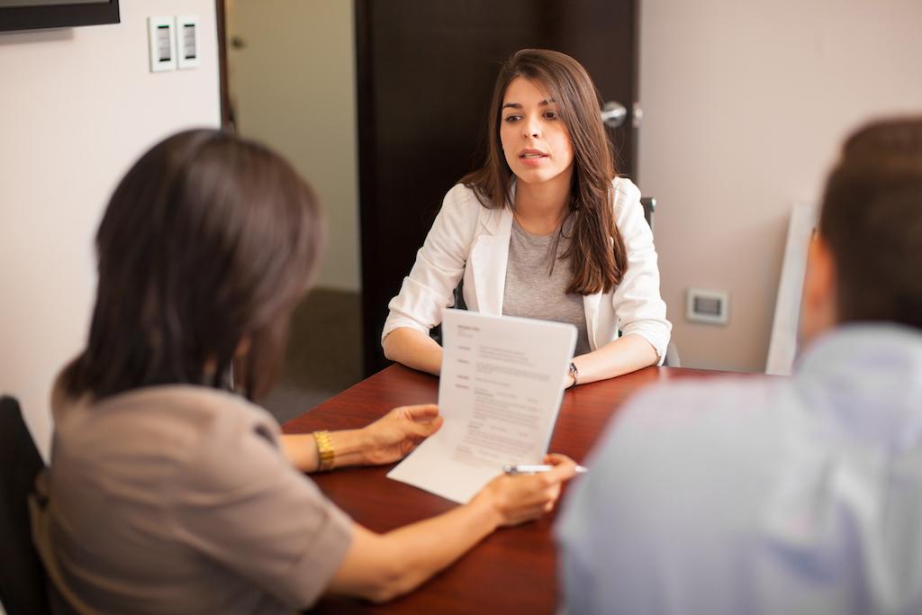 job interview candidate job interview lies
