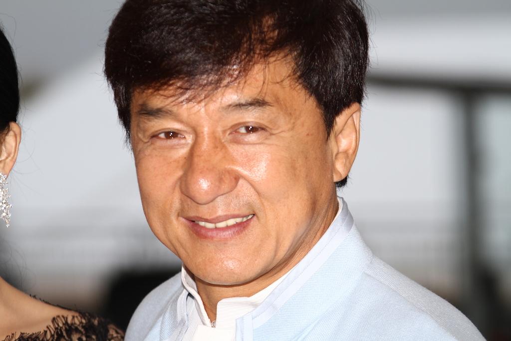 Jackie Chan most famous actors