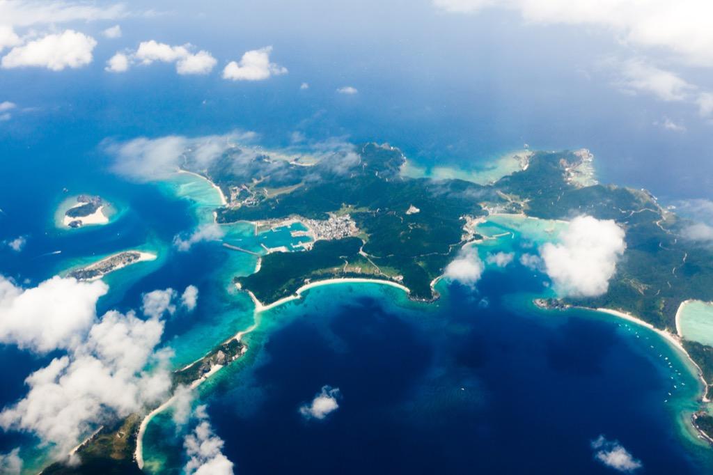 kerema islands okinawa japan
