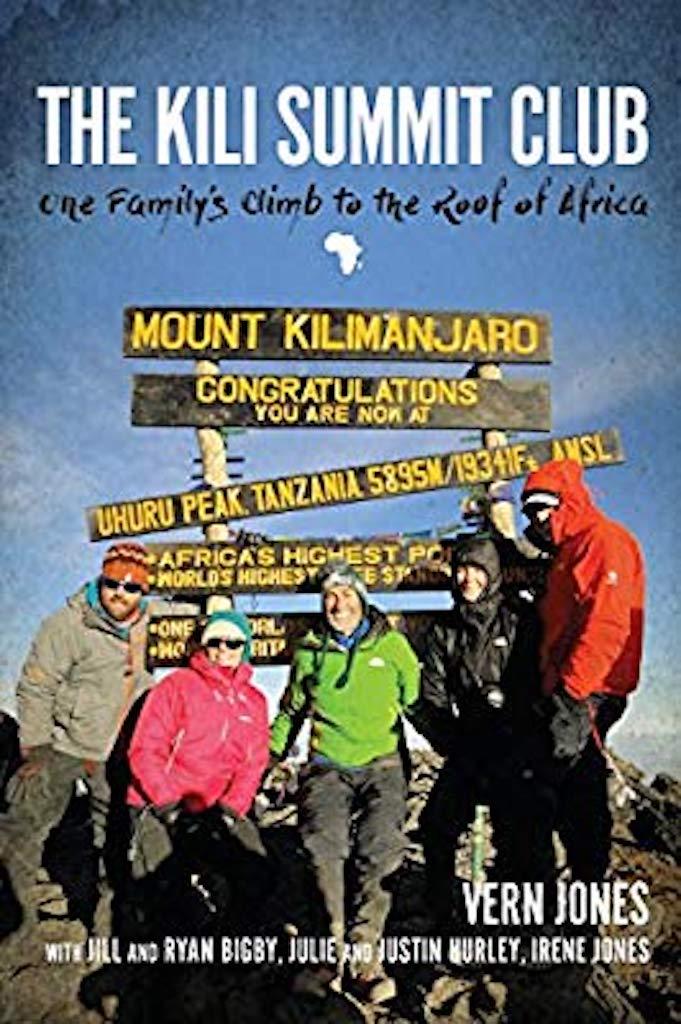 Kili Summit Club Book Pay it Forward Stories