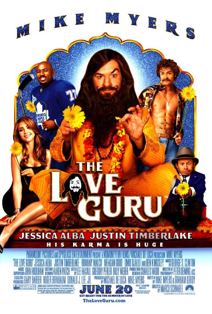 love guru film poster