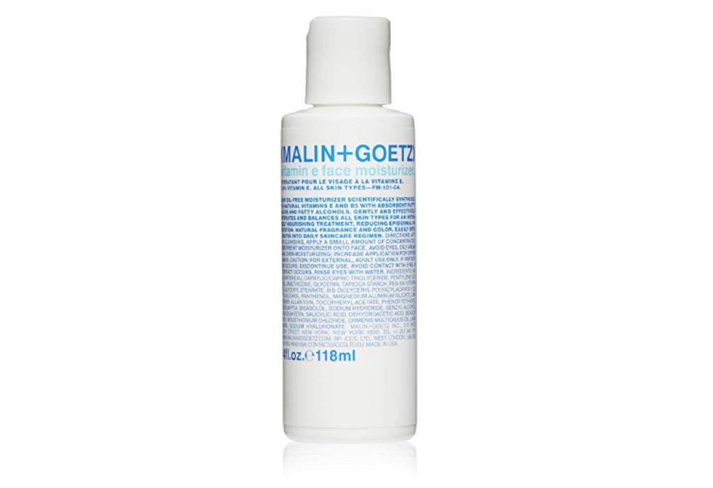 malin and goetz moisturizer
