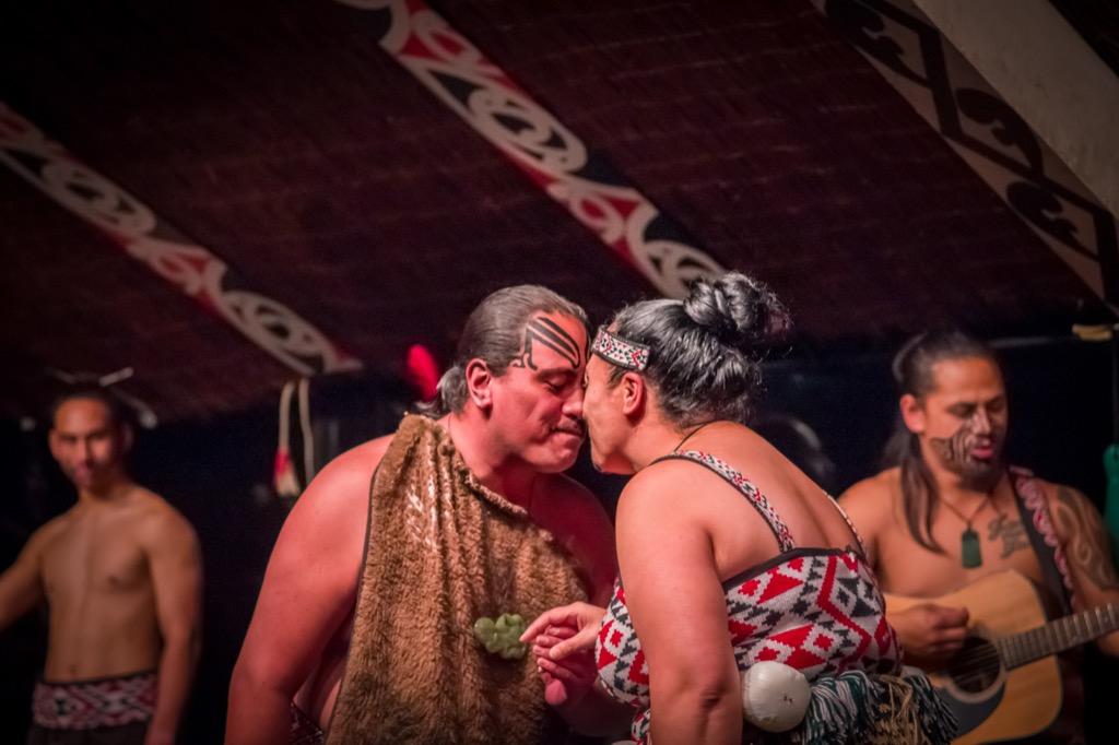 maori new zealand natives
