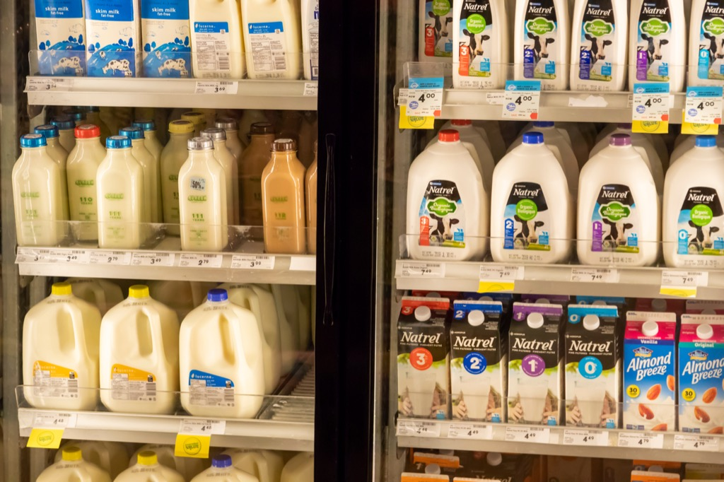 dairy products products you should always buy generic