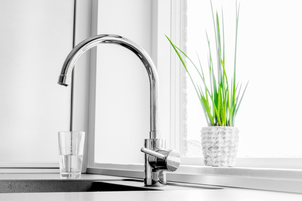 kitchen faucet upgrade home value