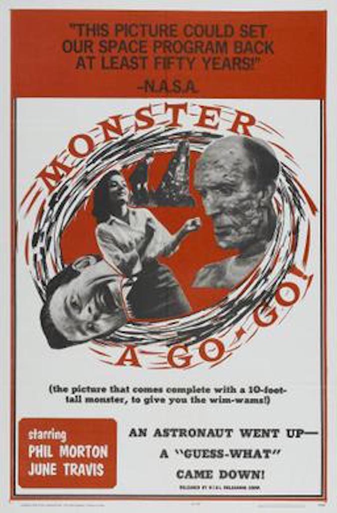 Monster a Go-Go Worst Films