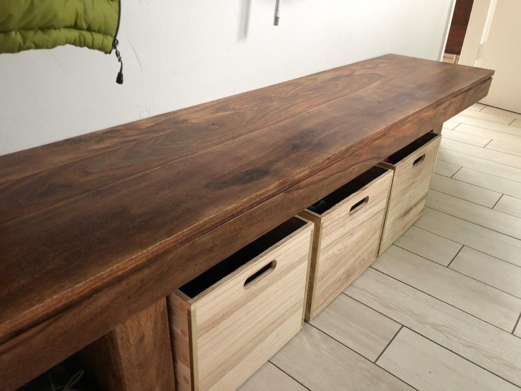 storage bench improve home value