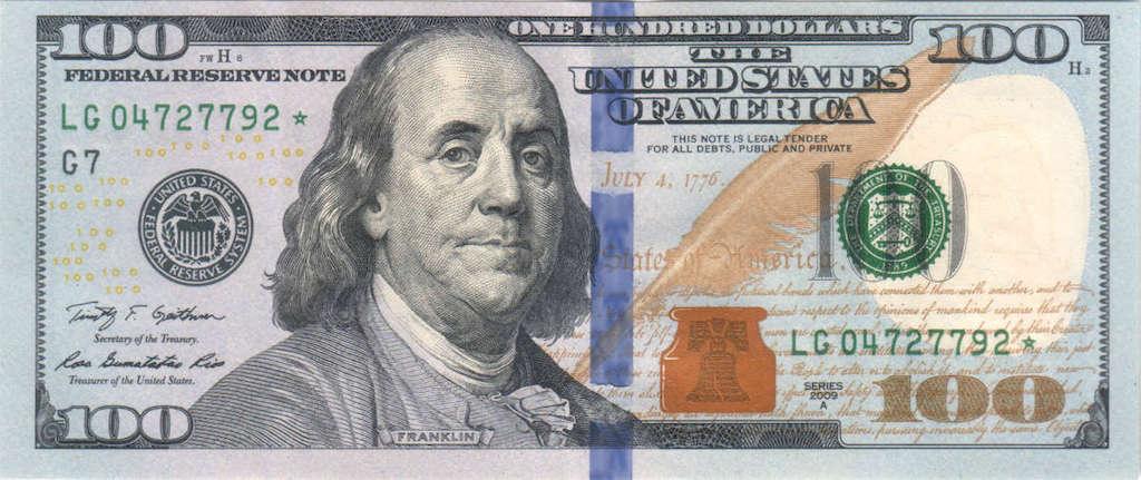 New Hundred-Dollar Bill Money Facts