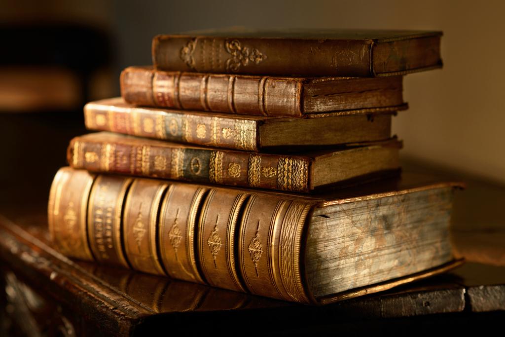 Old Books Trivial Pursuit Questions