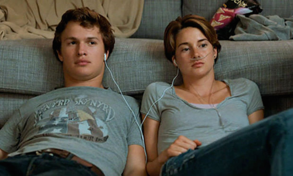 the fault in our stars, best teen romance movies