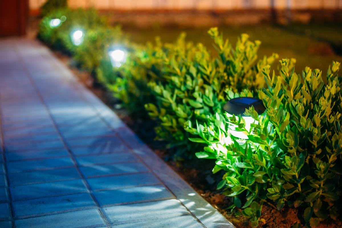 landscape lighting, increase home value