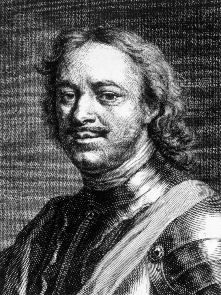 Peter the Great Trivial Pursuit Questions